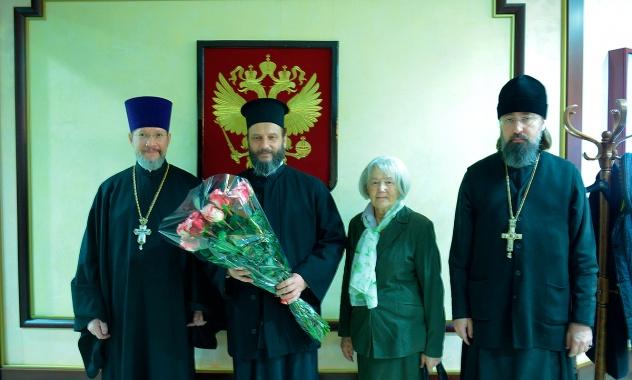 Στη Ρωσία για αποθεραπεία, ο Αρχιεπίσκοπος Ιωάννης
