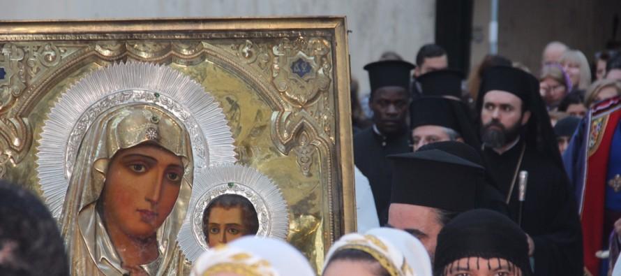 Παραμένει κι άλλο στην Αθήνα η Παναγία Ιεροσολυμίτισσα