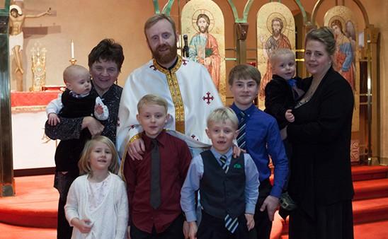 Τραγικός θάνατος σε τροχαίο για ιερέα πατέρα έξι παιδιών