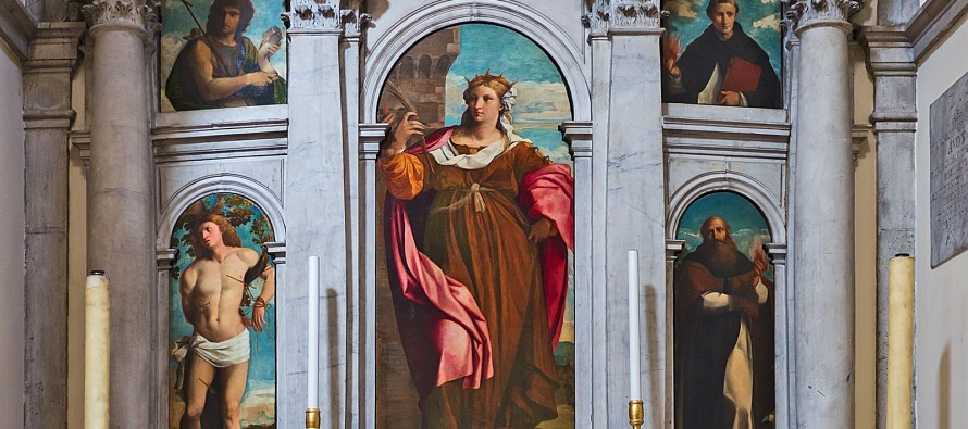 1000 χρόνια μετά η Αγία Βαρβάρα επιστρέφει σε ορθόδοξα χέρια