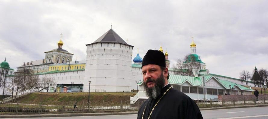 Προσκύνημα του Αρχιεπισκόπου Αχρίδος κ. Ιωάννη σε μοναστήρια της Μόσχας
