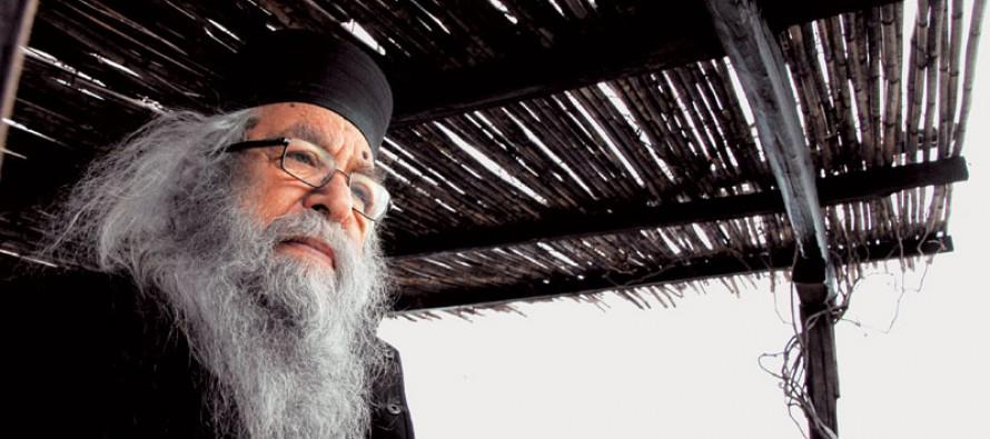 Εκοιμήθη ο μοναχός που ενέπνευσε στην Αρλέτα το «Μπάρ το Ναυάγιο»