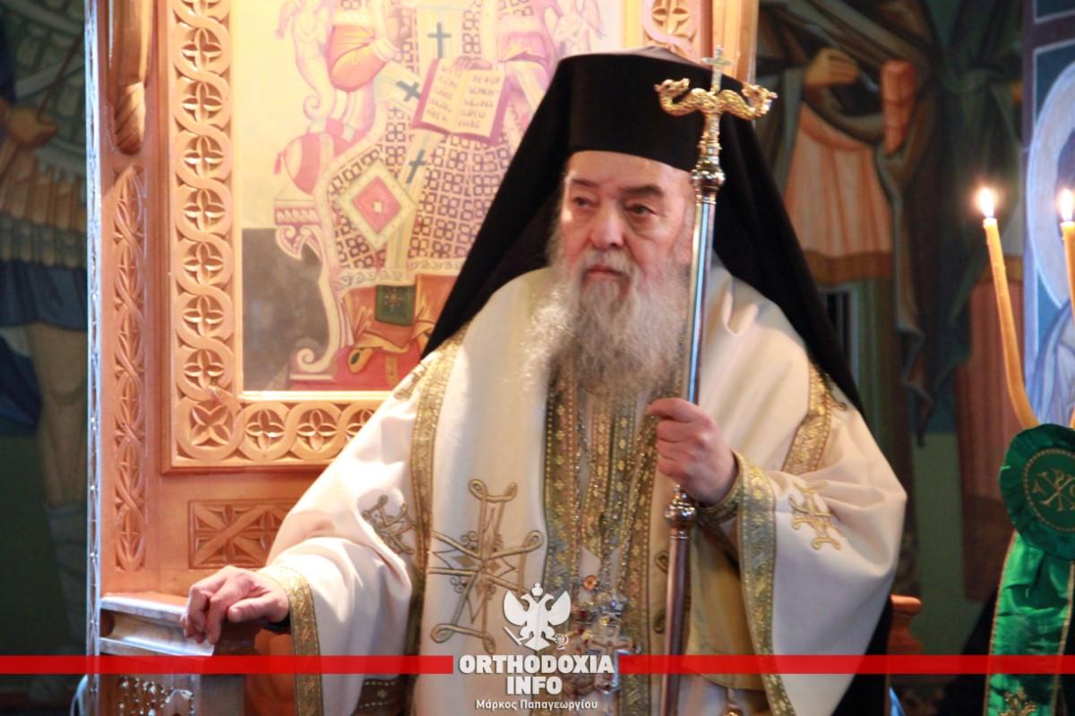 Ο Γόρτυνος Ιερεμίας μετά από 46 χρόνια στο Ναό που ξεκίνησε τα πρώτα του ιερατικά βήματα ORTHODOXIA.INFO