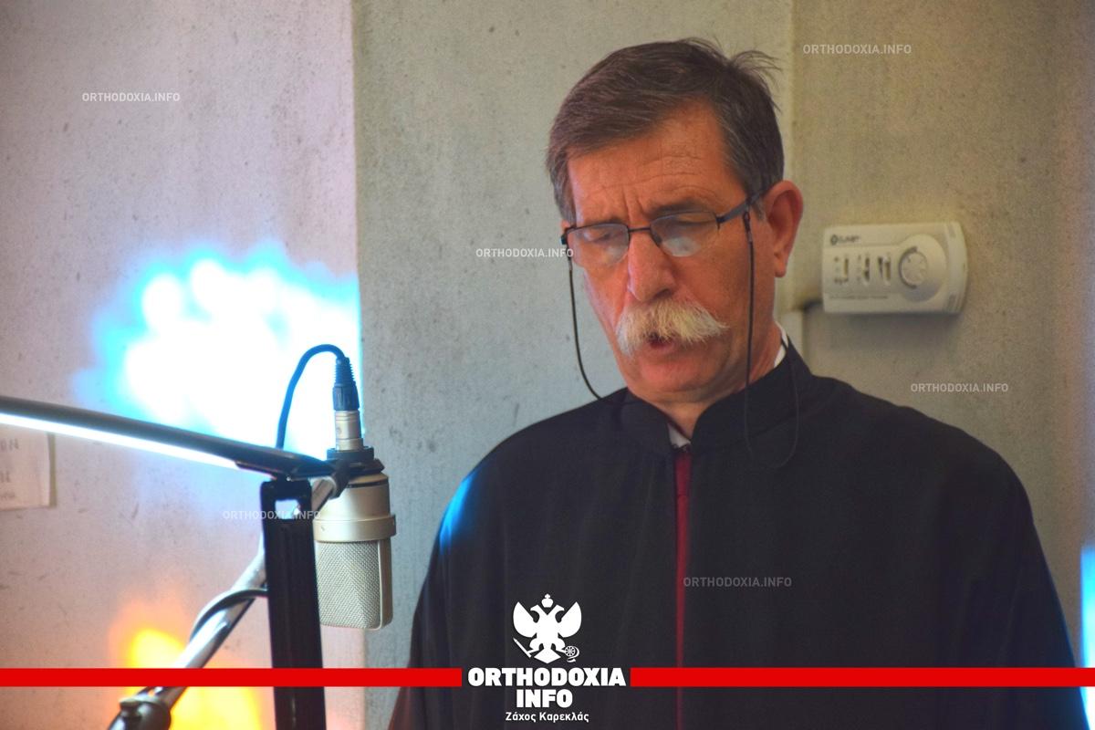 Ιωάννης Χασανίδης, Πρωτοψάλτης Ι. Μ. Αγ. Θεοδώρας