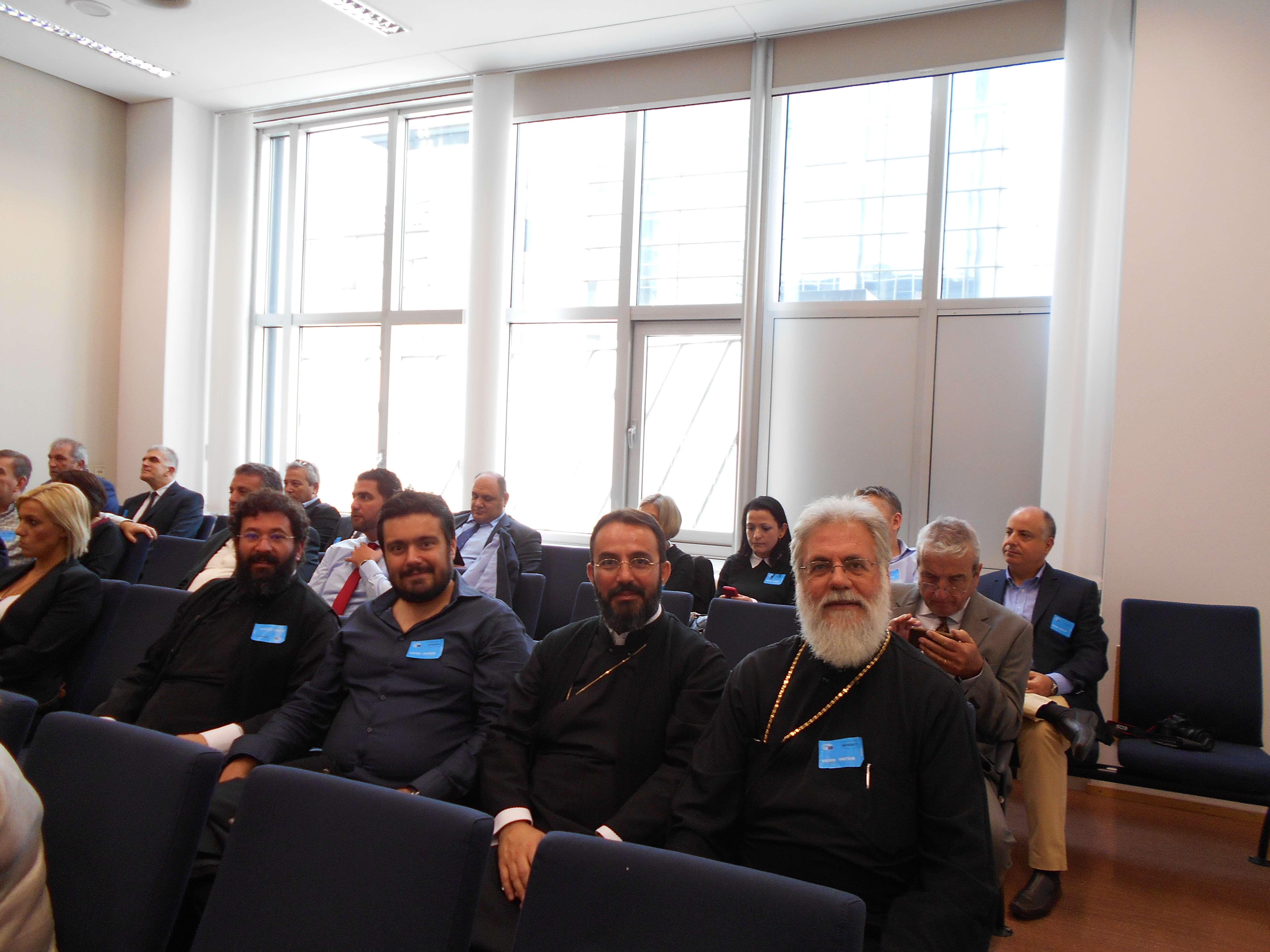 Στο Ευρωπαϊκό Κοινοβούλιο ο μητροπολίτης Ιλίου για τις δράσεις υπέρ Ρομά