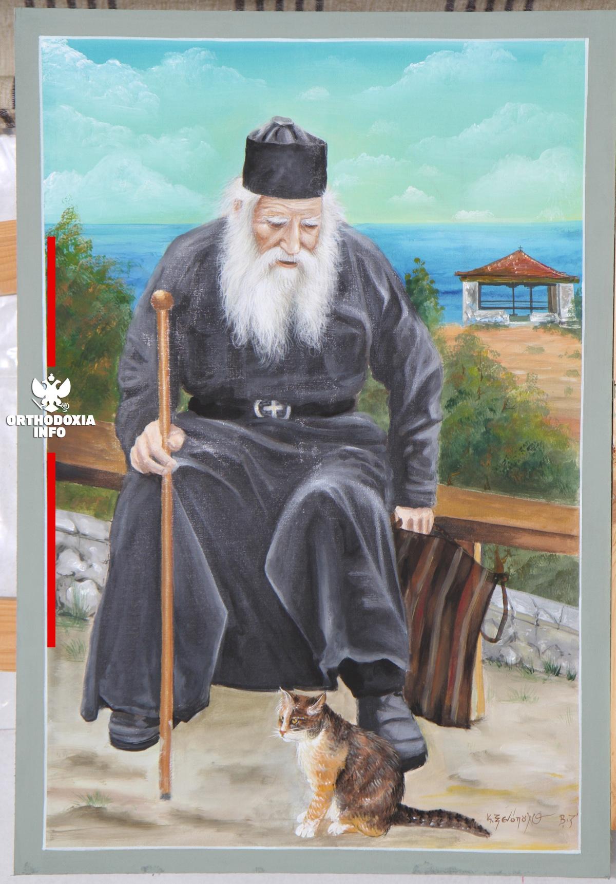 """ΟΡΘΟΔΟΞΙΑ INFO Ι """"Ο καλλιτέχνης των μοναχών"""""""