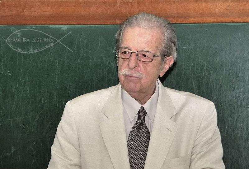 Η Ένωση Ελλήνων Σλαβολόγων για την εκδημία του επίτιμου προέδρου της ομ. καθηγητή Αντώνιου Αιμίλιου Ταχιάου