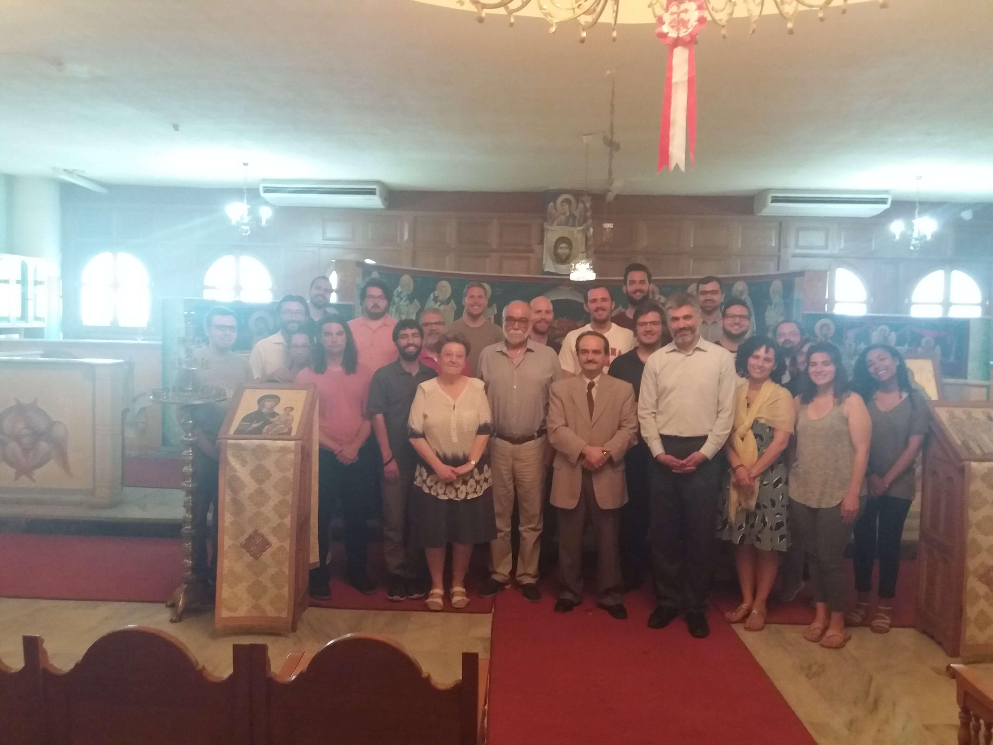 ΟΡΘΟΔΟΞΙΑ INFO Ι Απόφοιτοι από τη Θεολογική Σχολή της Βοστόνης στο Αριστοτέλειο της Θεσσαλονίκης