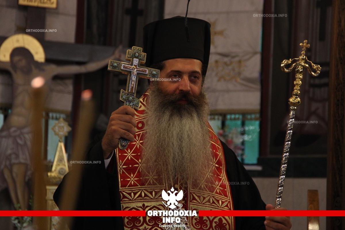 ΟΡΘΟΔΟΞΙΑ INFO Ι Ολοκληρώθηκαν οι λατρευτικές εκδηλώσεις στον άγιο Ιωάννη Βουλιαγμένης