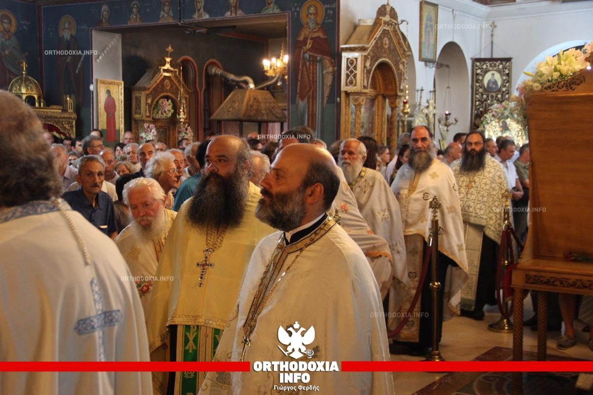 ΟΡΘΟΔΟΞΙΑ INFO Ι Πλήθος κόσμου στον Άγιο Ιωάννη τον Κυνηγό