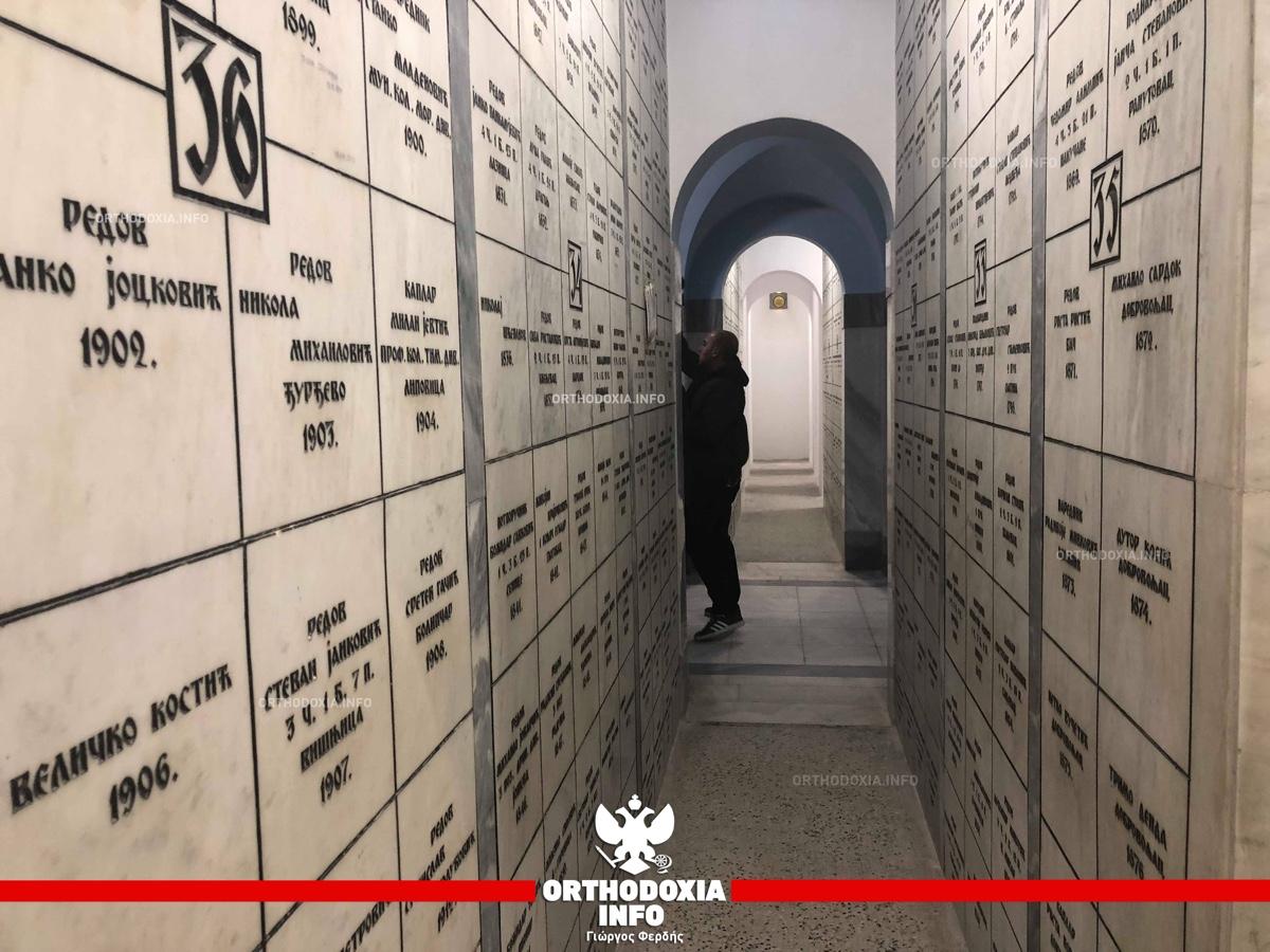 ΟΡΘΟΔΟΞΙΑ INFO Ι Στιγμές μνήμης στα συμμαχικά κοιμητήρια Ζέιτελνικ στη Θεσσαλονίκη