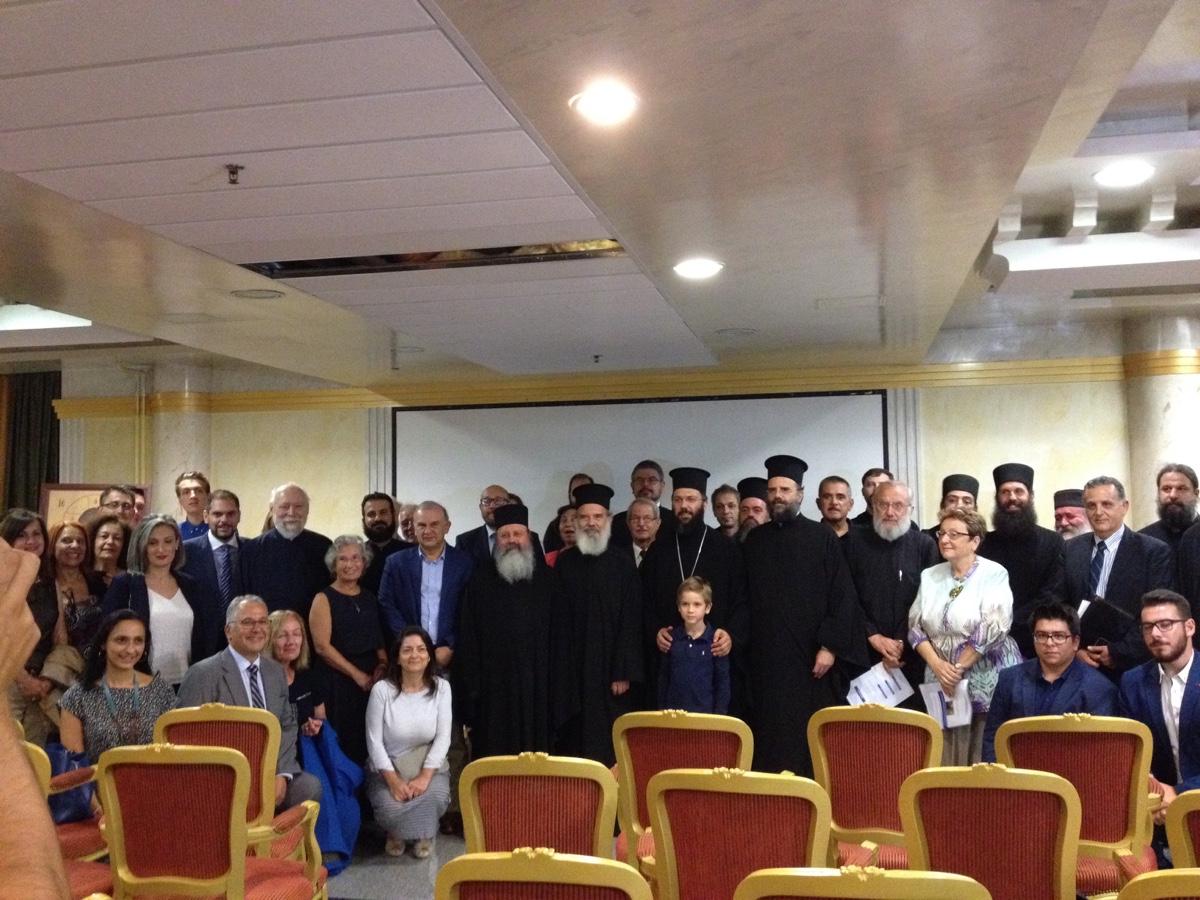 """ΟΡΘΟΔΟΞΙΑ INFO Ι Βουδαπέστη: Επιστημονικό συνέδριο για την """"εν Χριστώ ζωή στην ορθόδοξη παράδοση"""""""