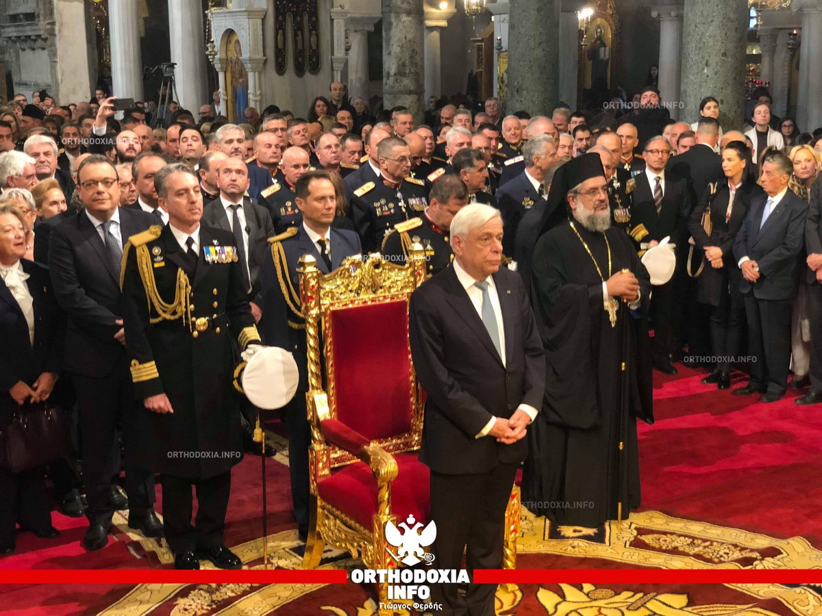 ΟΡΘΟΔΟΞΙΑ INFO | Άνθιμος: Στενά δεμένη η Θεσσαλονίκη με τον άγιο Δημήτριο