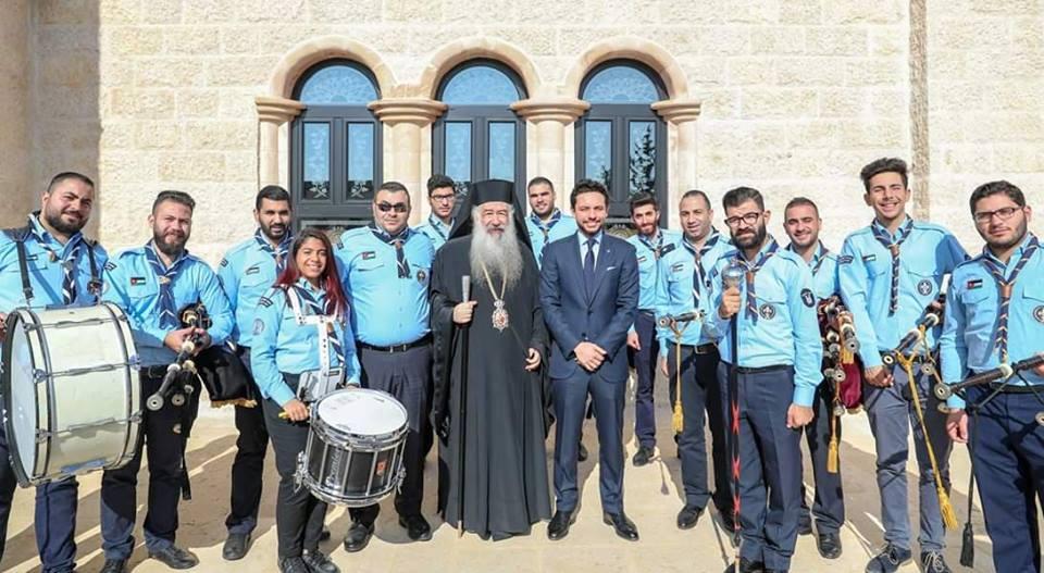 ΟΡΘΟΔΟΞΙΑ INFO | Ιορδανία: Μήνυμα αγάπης & ειρήνης για την Μ. Ανατολή από τον πρίγκιπα Χουσεΐν