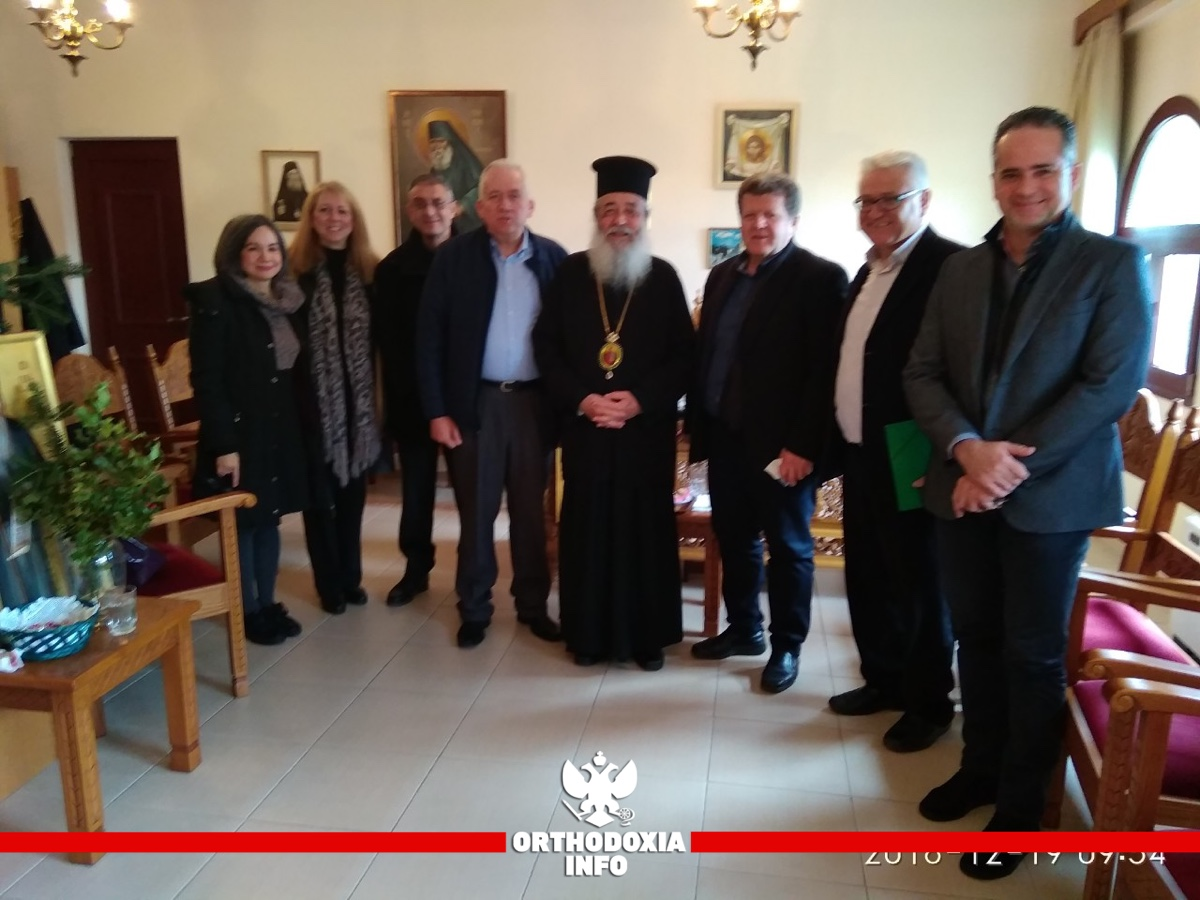 ΟΡΘΟΔΟΞΙΑ INFO | Συνεργασία Μητρόπολης Φθιώτιδας με το ΠΕ.Κ.Ε.Σ. της Στερεάς Ελλάδας