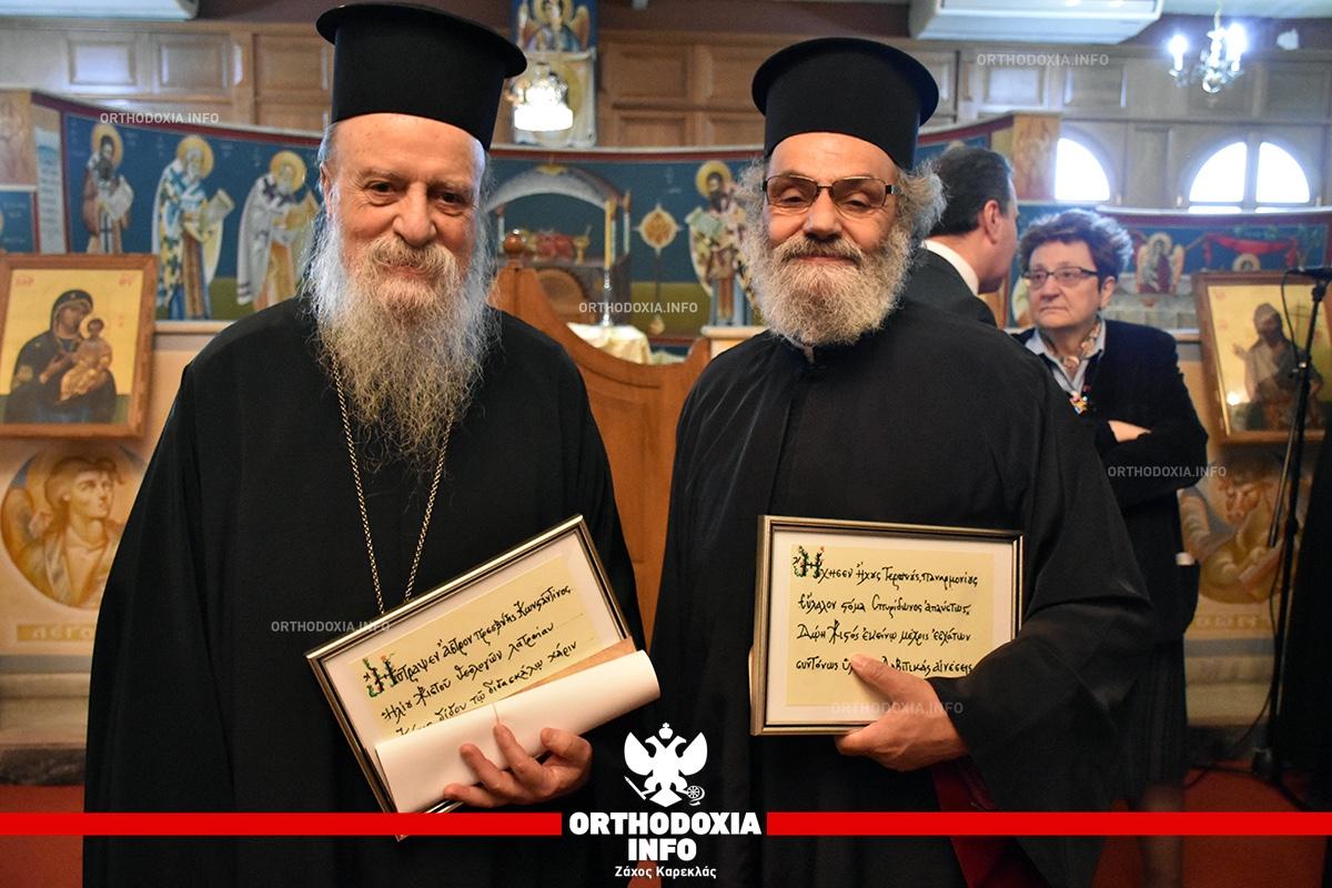 ΟΡΘΟΔΟΞΙΑ INFO | Αφυπηρετήσαντες καθηγητές τίμησε το Τμήμα Ποιμαντικής Θεολογίας ΑΠΘ