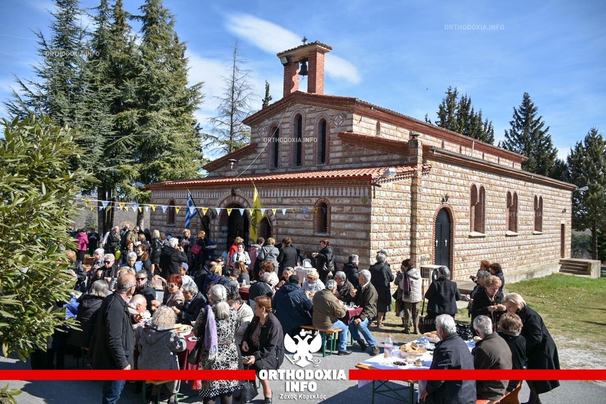 ΟΡΘΟΔΟΞΙΑ INFO   Καθαρά Δευτέρα στον ναό: Όταν η κατάνυξη συνδυάζεται με την παράδοση!