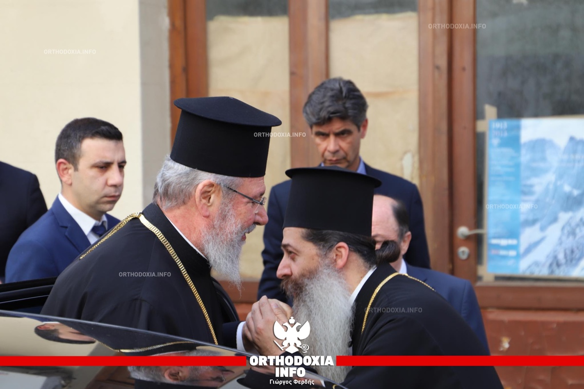 ΟΡΘΟΔΟΞΙΑ INFO | Αιχμές για λάθη που πληγώνουν την Εκκλησία από τον Αρχιεπίσκοπο Κύπρου