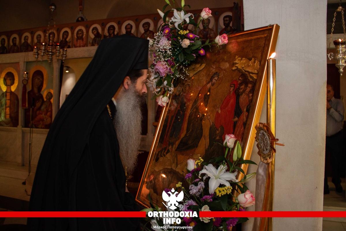 ΟΡΘΟΔΟΞΙΑ INFO   Επίσκοπος Θεσπιών: Ο Χριστός είναι ο Λόγος των πάντων