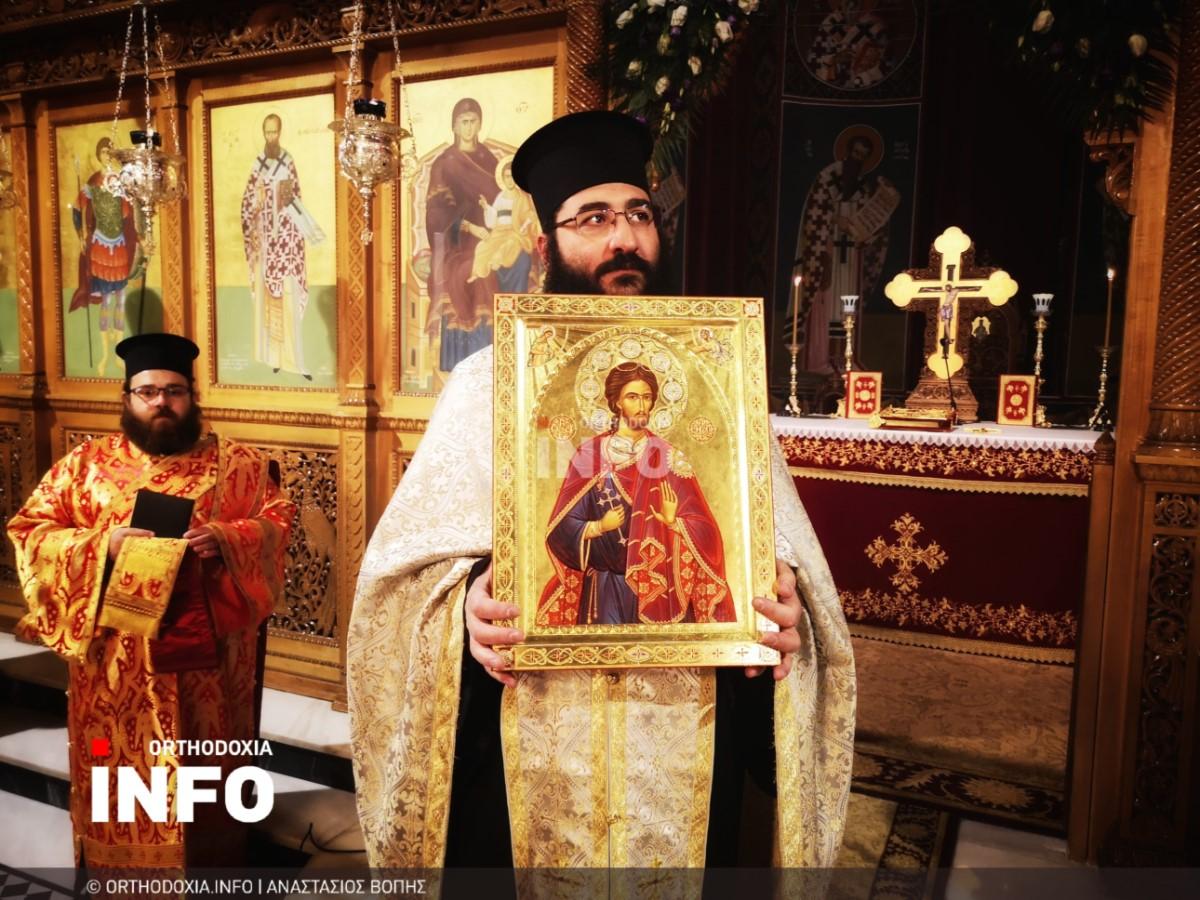 onomastiria stagon 17 - Λαμπρά τα ονομαστήρια του μητροπολίτη Σταγών Θεοκλήτου