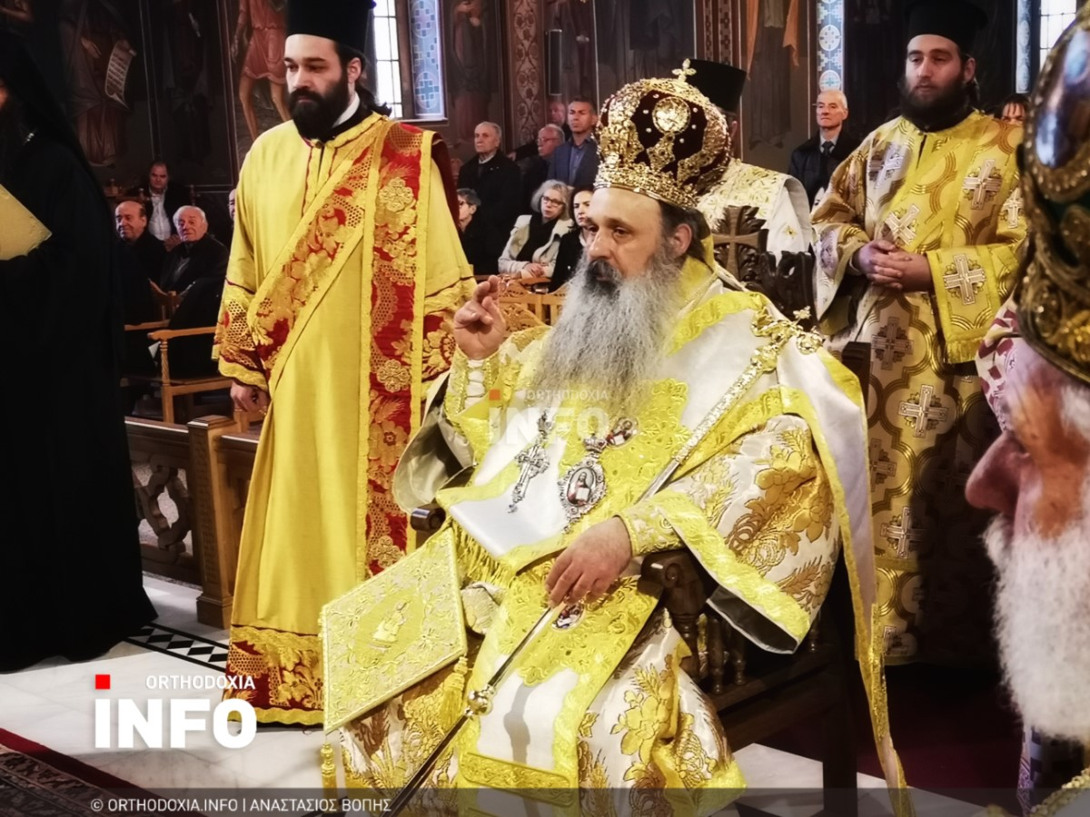 onomastiria stagon 27 - Λαμπρά τα ονομαστήρια του μητροπολίτη Σταγών Θεοκλήτου