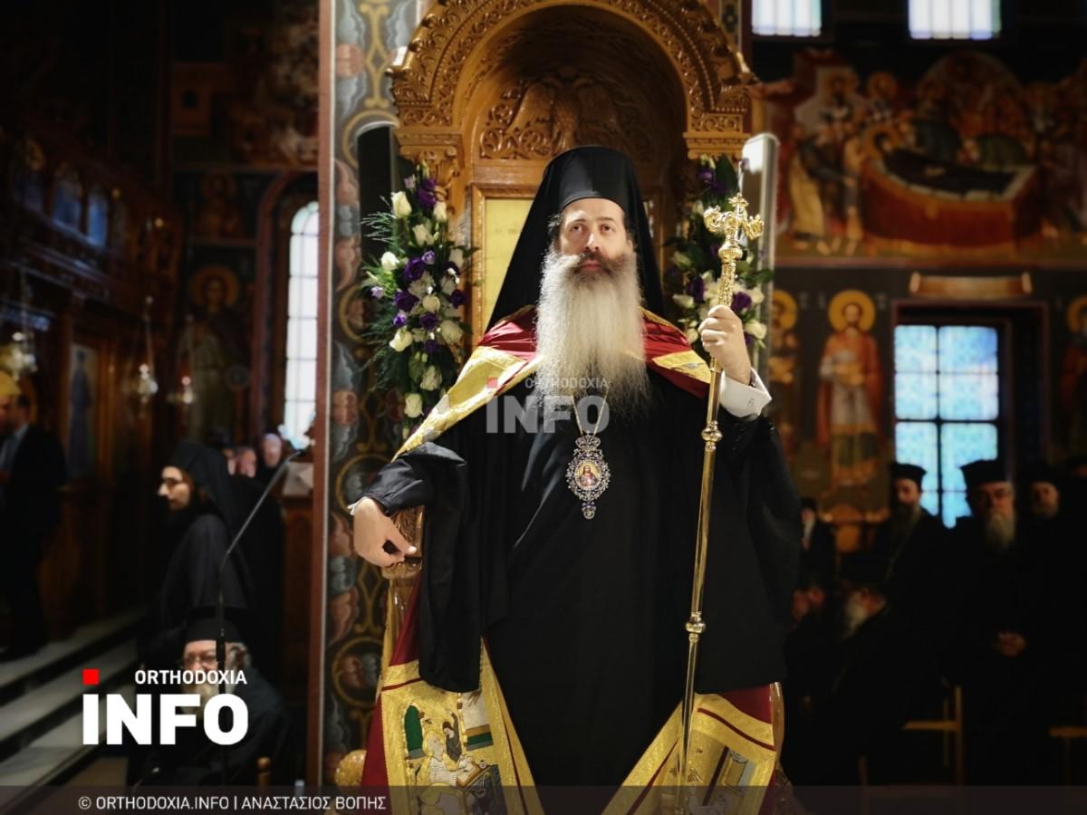 onomastiria stagon 3 - Λαμπρά τα ονομαστήρια του μητροπολίτη Σταγών Θεοκλήτου
