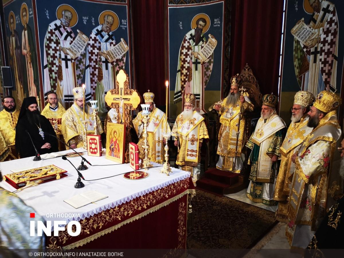 onomastiria stagon 35 - Λαμπρά τα ονομαστήρια του μητροπολίτη Σταγών Θεοκλήτου