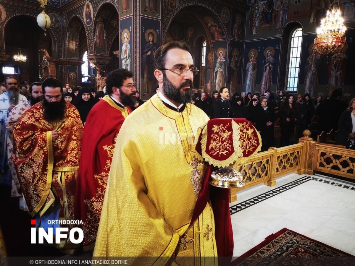 onomastiria stagon 46 - Λαμπρά τα ονομαστήρια του μητροπολίτη Σταγών Θεοκλήτου