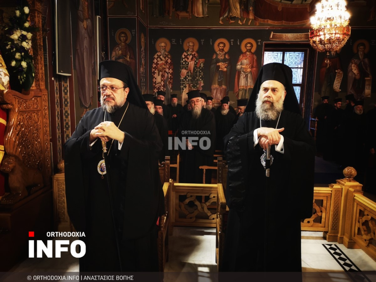 onomastiria stagon 5 - Λαμπρά τα ονομαστήρια του μητροπολίτη Σταγών Θεοκλήτου