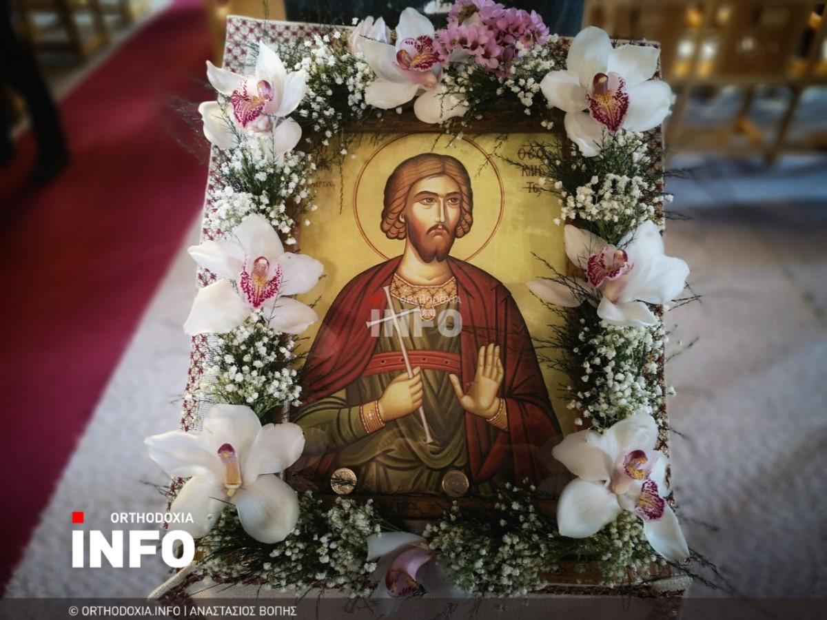 onomastiria stagon 55 - Λαμπρά τα ονομαστήρια του μητροπολίτη Σταγών Θεοκλήτου