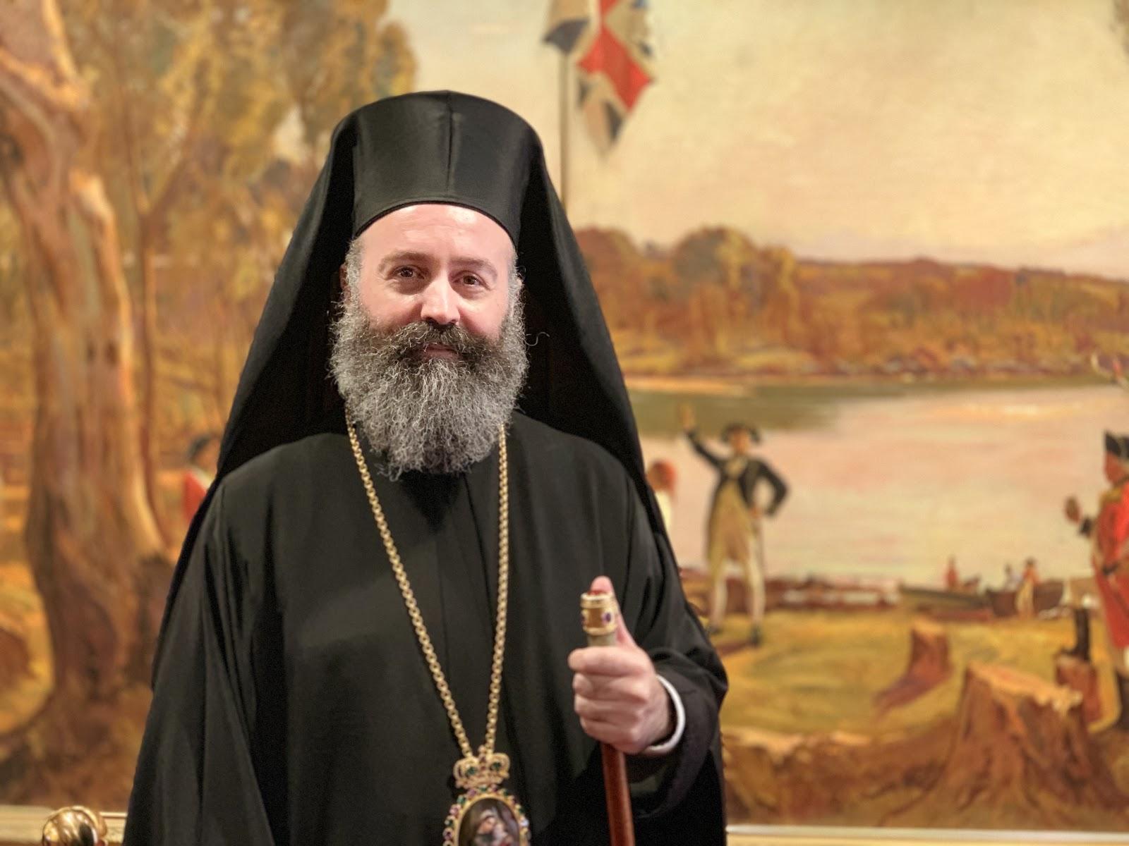 Ένα χρόνο από την εκλογή του συμπλήρωσε ο αρχιεπίσκοπος Αυστραλίας - ΟΡΘΟΔΟΞΙΑ INFO