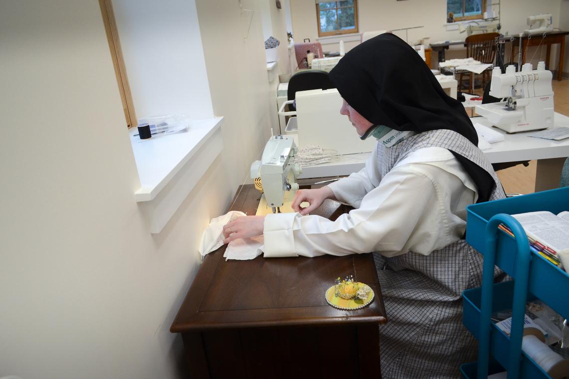 Καθολικές Μοναχές ανά τον κόσμο στη μάχη κατά της πανδημίας