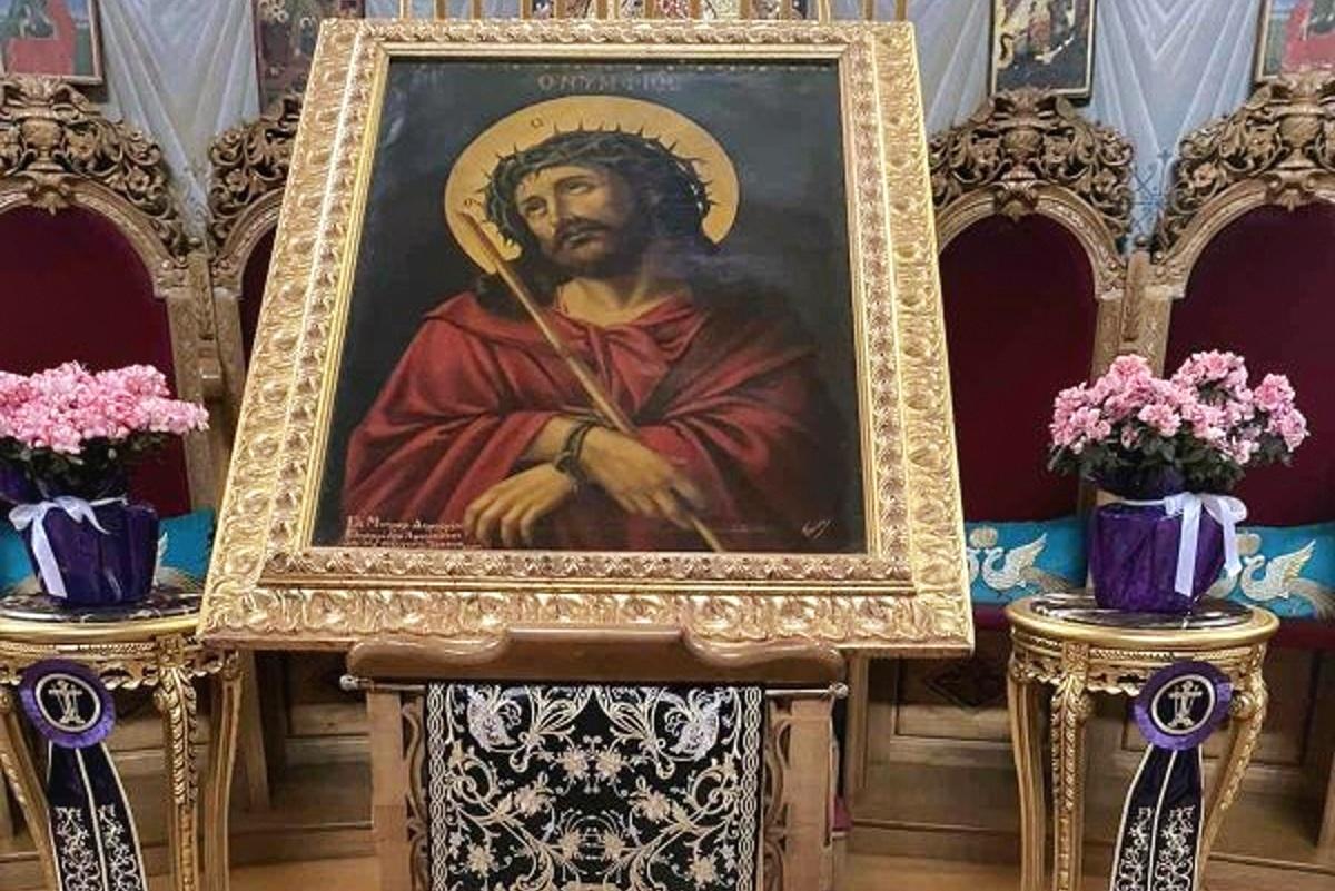 """2 - Λαρίσης: """"Ο Χριστός στην εικόνα του Νυμφίου είναι ο καθρέφτης της δικής μας ψυχής"""""""
