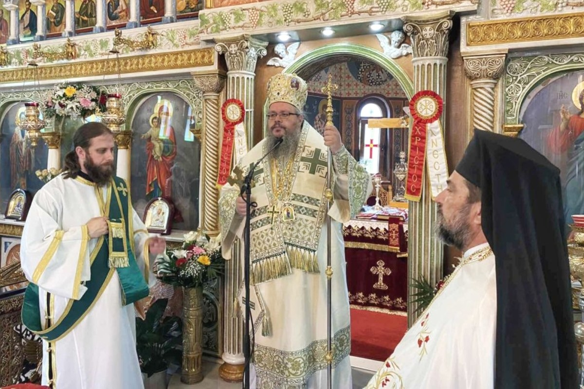 larisis 2 - Λαρίσης: Ο Χριστός θέλει να τον πιστέψουμε χωρίς πιέσεις και ανταλλάγματα